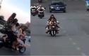 Video: 5 nữ sinh cấp 2 trên một chiếc xe tay ga gây choáng mạng xã hội