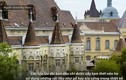 Video: Lâu đài từng được xây bằng bìa cứng hút khách bậc nhất Budapest