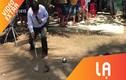 Video: Màn biểu diễn ảo thuật câu cá trong chai nước cực ảo diệu
