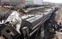 Video: Hiện trường tai nạn tàu thảm khốc ở Maroc khiến 100 người thương vong