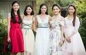 Dàn phù dâu toàn mỹ nhân trong đám cưới của Á hậu Thanh Tú