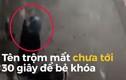 """Video: Đạo chích bẻ khóa cuỗm xe máy """"nhanh như chớp"""""""