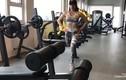 """Video: """"Nữ hoàng phòng gym Hà thành"""" tiết lộ bí quyết có vòng 3 gần 1 mét"""