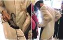 Nghẹn ngào người đàn ông lam lũ đi sắm quần áo Tết cho vợ và con gái