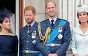 """2 cặp đôi Hoàng gia Anh hành động """"lạ"""" sau nghi vấn mâu thuẫn"""