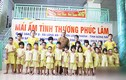 Hoàn cảnh đáng thương của những trẻ em ở mái ấm Phúc Lâm