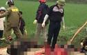 Thái Bình: Phát hiện thi thể hai vợ chồng dưới mương nước