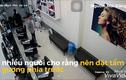 Video: Người phụ nữ bị trộm túi xách ngay sau lưng khi gội đầu cho khách
