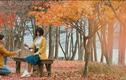 """Á hậu Hoàng Oanh hẹn hò """"trai lạ"""" ở Hàn Quốc?"""