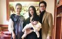 Mai Hồ khoe hạnh phúc mới bên chồng điển trai và con gái mới sinh
