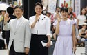 Vẻ đẹp kiêu sa của tân Hoàng hậu Nhật Bản