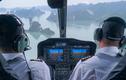 Dịch vụ mới cho giới nhà giàu: Chi 3 triệu ngắm vịnh Hạ Long 12 phút