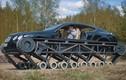 Video: Quá trình biến siêu xe Bentley thành xe tăng