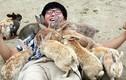 Video: Hòn đảo thỏ nhiều hơn người ở Nhật Bản