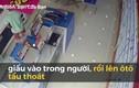 Video: Người đàn ông đi ô tô thản nhiên vào cửa hàng trộm laptop