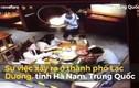 Video: Chồng hất cả nồi lẩu sôi sùng sục vào mặt bạn trai vợ ở Trung Quốc