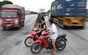Video: Những pha qua đường thót tim trên tuyến quốc lộ 'tử thần'