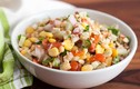 Video: Giữ dáng xinh với salad ngô rau củ