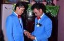 Hình ảnh đám cưới của cặp đôi đồng tính nam khiến dân tình ngưỡng mộ