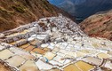 Video: Cánh đồng muối đẹp tựa tiên cảnh tại Peru