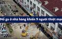 Video: Nổ khí gas ở nhà hàng khiến 9 người thiệt mạng