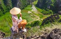 """""""Thánh địa check-in"""" đẹp nhất Ninh Bình hút hồn với mùa sen, mùa lúa"""