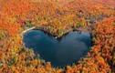 Video: Ngây ngất sắc thu ở vùng đất lãng mạn nhất Bắc Mỹ