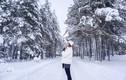Video: Xứ sở mùa đông đẹp như chốn thần tiên ở Phần Lan