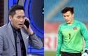 Video: BTV Quốc Khánh xin lỗi thủ môn Tiến Dũng ngay trên sóng VTV