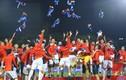 Video: U22 Việt Nam giành HCV Sea Games 30: CĐV nghỉ làm ra đón nhà vô địch