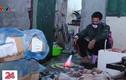 Video: Hơn 1 tấn gà tây hôi thối được khò để tuồn ra thị trường