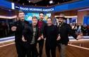 Video: Nhóm nhạc huyền thoại Backstreet Boys giúp fan cầu hôn