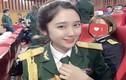 4 hot girl quân nhân, cảnh sát xinh đẹp nổi trên mạng