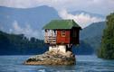 Những ngôi nhà mọc lên ở nơi khắc nghiệt không tưởng