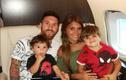 Đột nhập siêu máy bay của Lionel Messi