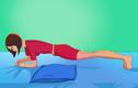 7 động tác thể dục đơn giản có thể tập ngay trên giường