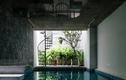 Ngôi nhà 73 m2 với bể bơi sang trọng bên trong
