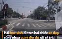 Video: xe đạp điện vượt đèn đỏ gây tai nạn