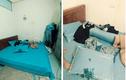Video: bạn trai bực tức đập phá phòng trọ