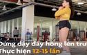 Video: bài tập giúp bạn giảm mỡ toàn thân nhanh gọn