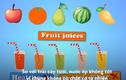 Video: Nước ép trái cây tốt nhưng ai không nên uống?