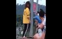 Video: Nam thanh niên phản xạ cực nhanh, cứu sống cô gái