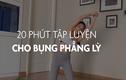 Video: bài tập 20 phút tập luyện cho bụng phẳng