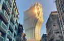 Tòa nhà cao nhất Macau của 'vua sòng bạc' Hà Hồng Sân