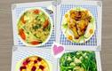 Canh chua ngao nấu dứa, thịt gà chiên ngũ vị cho bữa tối