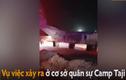 Video: Máy bay C-130 đâm vào tường rồi bốc cháy khi hạ cánh