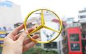 Royal Gift đưa trào lưu mạ vàng logo ôtô và siêu xe lên tầm mới