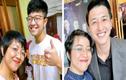 Con trai MC Thảo Vân có nhiều nét giống diễn viên Huỳnh Anh