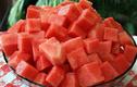 Sai lầm nguy hiểm khi ăn dưa hấu cần loại bỏ ngay