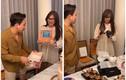 Xem Hari Won đập hộp quà sinh nhật siêu lầy
